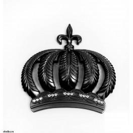 Декоративный элемент Marburg Gloockler 52720 (корона черная)